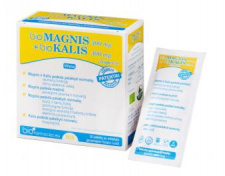 bioMAGNIS 300mg + bioKALIS 300mg DISPERSE N30