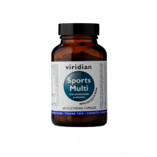 "MULTIVITAMINAI VIRIDIAN ""SPORTS MULTI"" N60"