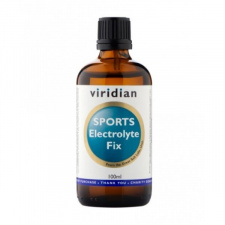 "ELEKTROLITAI VIRIDIAN ""SPORTS ELECTROLYTE FIX"" 100 ML"