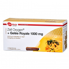 ZELL OXYGEN® + GELEE ROYALE 1000 MG