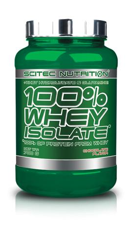 SCITEC 100% WHEY ISOLATE 0.7 KG